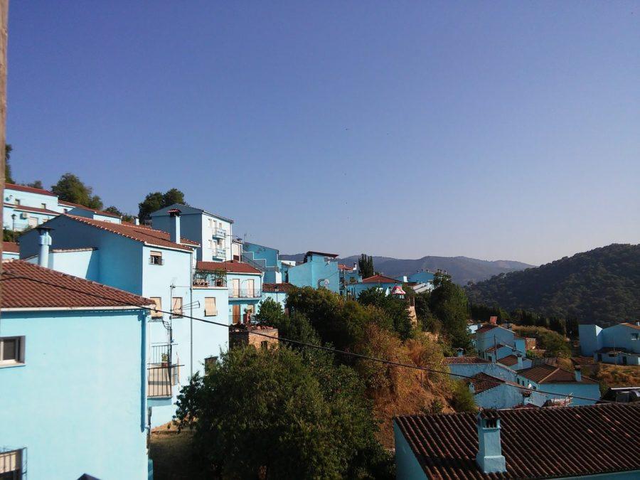 juzcar uno de los pueblos más bonitos de Málaga